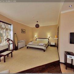 Гостиница Лазурный Алушта Люкс с различными типами кроватей