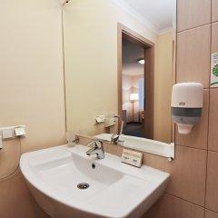 Гостиница Атлантика (бывш. Оптима) 3* Улучшенный номер с различными типами кроватей фото 12