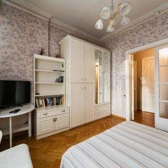 Апартаменты Славянка комната для гостей фото 3
