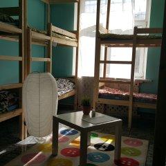 A&B hostel Chistye Prudy Кровать в мужском общем номере с двухъярусными кроватями фото 3