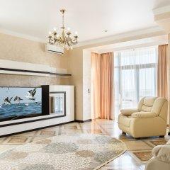 Hotel Gold&Glass Президентский люкс с разными типами кроватей фото 8