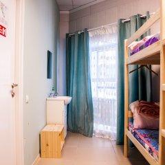 Хостел Sleep&Go Кровать в общем номере с двухъярусной кроватью фото 14