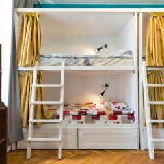 Hostel Moroshka Кровать в общем номере с двухъярусной кроватью фото 3