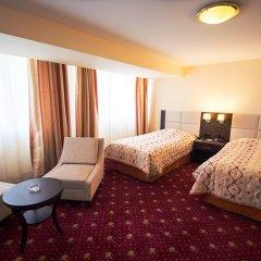 Ани Плаза Отель 4* Улучшенный номер с различными типами кроватей фото 4