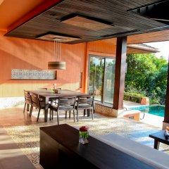 Sri Panwa Phuket Luxury Pool Villa Hotel 5* Люкс с различными типами кроватей фото 45