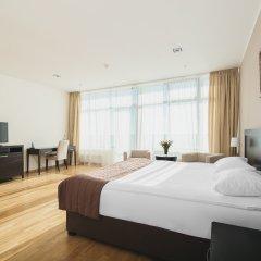 Апарт-Отель Бревис 3* Апартаменты с различными типами кроватей фото 8