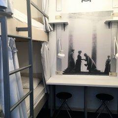Хостел Артбухта Кровать в общем номере с двухъярусной кроватью фото 3