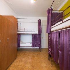 Home Hostel Кровать в общем номере с двухъярусными кроватями фото 2