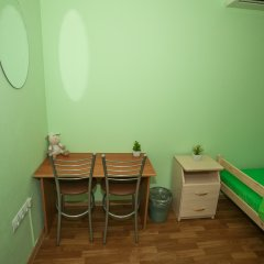 Хостел ВАМкНАМ Захарьевская Номер с общей ванной комнатой с различными типами кроватей (общая ванная комната) фото 3