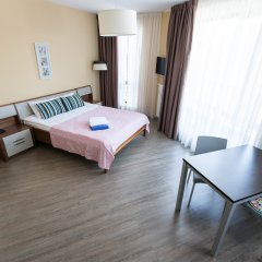 Апарт-Отель Skypark Студия с разными типами кроватей фото 9
