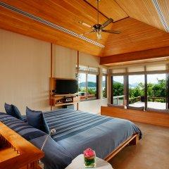 Sri Panwa Phuket Luxury Pool Villa Hotel 5* Вилла с различными типами кроватей фото 16