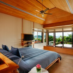 Sri Panwa Phuket Luxury Pool Villa Hotel комната для гостей фото 7