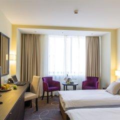 Гостиница Ярославская 3* Представительский номер с разными типами кроватей