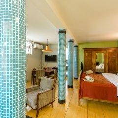 Отель Castle in Old Town Апартаменты с различными типами кроватей фото 6