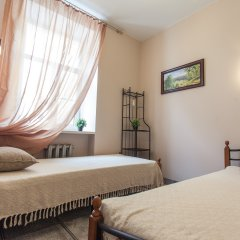 Мини-Отель Меланж Стандартный номер с различными типами кроватей фото 19