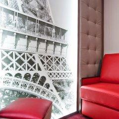 Отель Best Western Nouvel Orleans Montparnasse 4* Стандартный номер фото 17