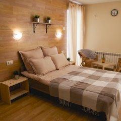База Отдыха Серебро Номер Комфорт с различными типами кроватей