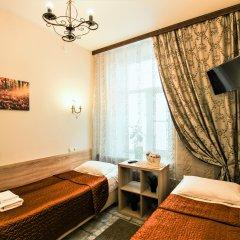 Мини-Отель Меланж Апартаменты с различными типами кроватей