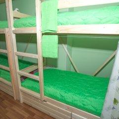 Хостел ВАМкНАМ Захарьевская Кровать в мужском общем номере с двухъярусной кроватью фото 11