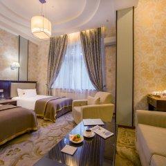 Гостиница Happy Inn St. Petersburg 4* Номер Комфорт с различными типами кроватей фото 2