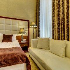 Гостиница Akyan Saint Petersburg 4* Номер Делюкс с различными типами кроватей фото 4