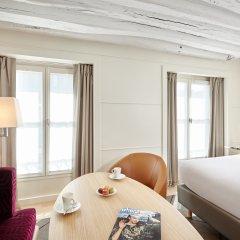 Отель Hôtel Opéra Richepanse 4* Улучшенный номер с различными типами кроватей фото 4