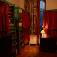 Хостел Камчатка Кровать в женском общем номере с двухъярусными кроватями фото 2