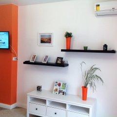 Апартаменты Orange интерьер отеля