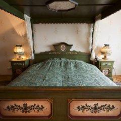 Гостиница Даниловская 4* Апартаменты разные типы кроватей фото 18
