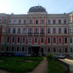Hostel na Mokhovoy вид на фасад фото 2