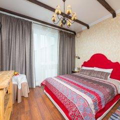 Гостиница Три Мушкетера 2* Люкс с разными типами кроватей фото 5
