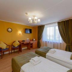 Арт-Отель Карелия 4* Номер Бизнес с 2 отдельными кроватями фото 16