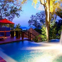Sri Panwa Phuket Luxury Pool Villa Hotel бассейн фото 8