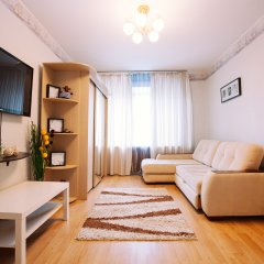Апартаменты Flatio на Добрынинской комната для гостей фото 5