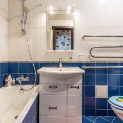 Апартаменты на улице Панфёрова 10 ванная