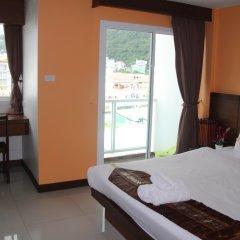 Green Harbor Patong Hotel 2* Стандартный номер разные типы кроватей фото 33