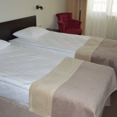 Гостиница Панорама Улучшенный номер с 2 отдельными кроватями