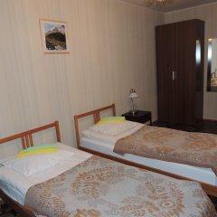 Гостиница Сансет 2* Номер с общей ванной комнатой с различными типами кроватей (общая ванная комната) фото 9