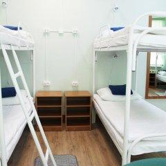 Хостел Бор на Волге Кровать в общем номере двухъярусные кровати фото 7