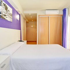 Отель Moremar Испания, Льорет-де-Мар - 4 отзыва об отеле, цены и фото номеров - забронировать отель Moremar онлайн комната для гостей фото 2