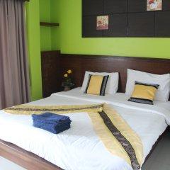 Green Harbor Patong Hotel 2* Стандартный номер разные типы кроватей фото 13