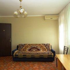 Rusalka Hotel Стандартный семейный номер с различными типами кроватей фото 4