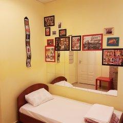 Hostel RETRO Кровать в общем номере с двухъярусной кроватью фото 3