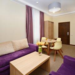 Гостиница Ярославская 3* Люкс с двуспальной кроватью фото 3