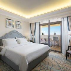 Гостиница Marina Yacht 4* Номер Делюкс с различными типами кроватей фото 7