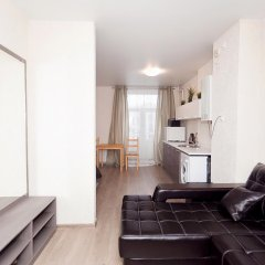 Апартаменты на Баумана Студия с различными типами кроватей фото 36