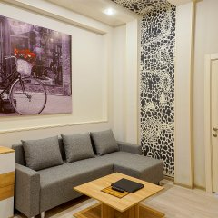 Гостиница Арагон 3* Люкс с различными типами кроватей фото 13