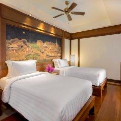 Banyan Tree Phuket Hotel 5* Вилла разные типы кроватей