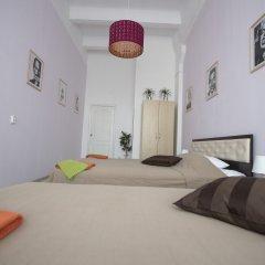 Хостел Bla Bla Hostel Rostov Стандартный номер с различными типами кроватей фото 3