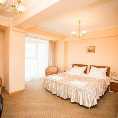 Гостиница Визит 3* Стандартный номер с двуспальной кроватью